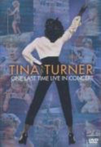 Tina Turner - One Last Time Live In Concert -- via Amazon Partnerprogramm