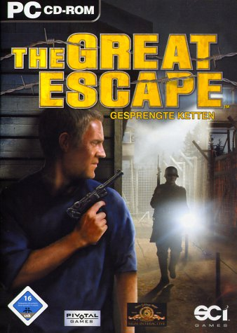 The Great Escape - Gesprengte Ketten (niemiecki) (PC) -- via Amazon Partnerprogramm