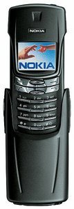 Telco Nokia 8910i (various contracts)