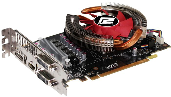 PowerColor Radeon HD 7790 OC, 1GB GDDR5, 2x DVI, HDMI, DisplayPort (AX7790 1GBD5-DH/OC)