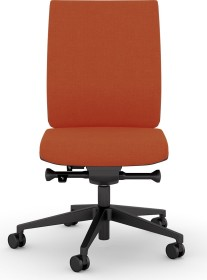 Viasit F1 Polster Bürostuhl, orange (F1-100-.1)