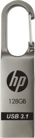 PNY HP x760w 128GB Dark Gray, USB-A 3.0 (HPFD760W-128)