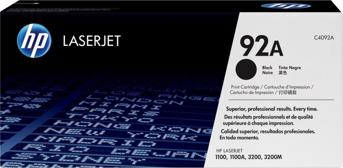 HP Toner 92A black (C4092A)