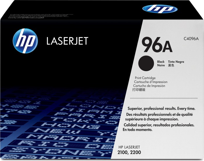 HP Toner 96A black (C4096A)