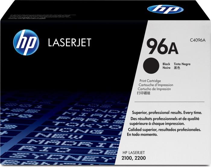HP toner 96A czarny (C4096A)