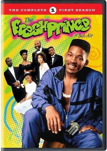 The Fresh Prince Of Bel-Air Season 1 (UK) -- via Amazon Partnerprogramm