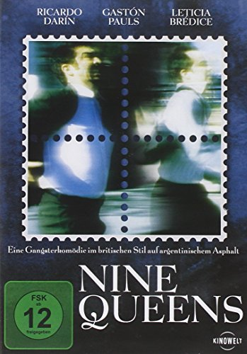 Nine Queens -- via Amazon Partnerprogramm