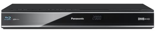 Panasonic DMR-PWT520 black (Blu-ray)