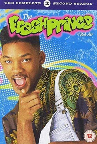 The Fresh Prince Of Bel-Air Season 2 (UK) -- via Amazon Partnerprogramm