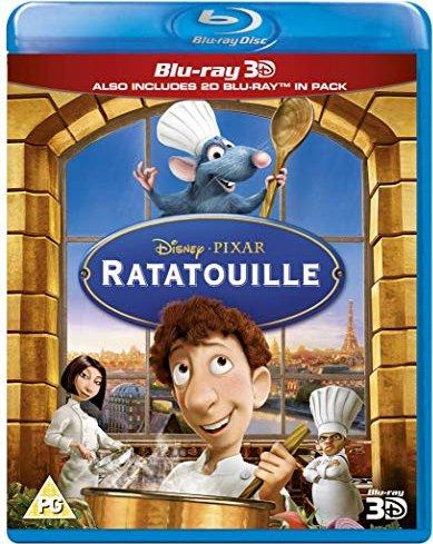 Ratatouille (Blu-ray) (UK) -- via Amazon Partnerprogramm