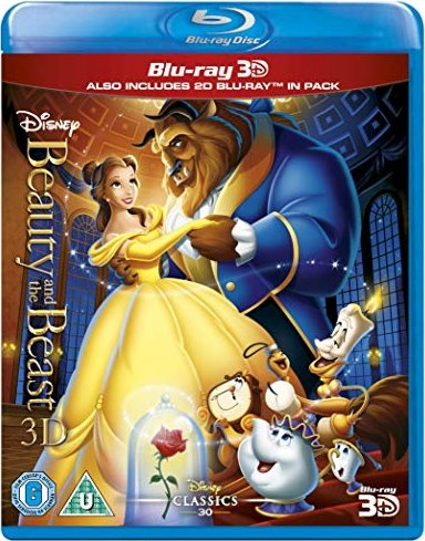 Beauty and the Beast (3D) (wydanie specjalne) (Blu-ray) (UK) -- przez Amazon Partnerprogramm