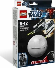 LEGO Star Wars Buildable Galaxy - TIE Interceptor & Death Star (9676)