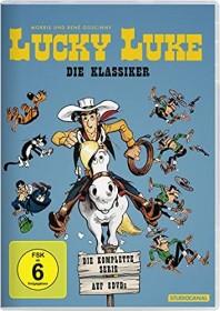Lucky Luke - Die komplette Serie (DVD)