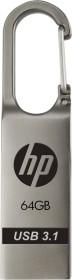 PNY HP x760w 64GB Dark Gray, USB-A 3.0 (HPFD760W-64)