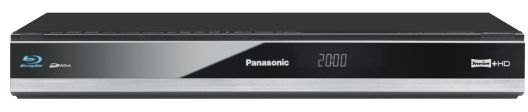 Panasonic DMR-BWT720 black (Blu-ray)