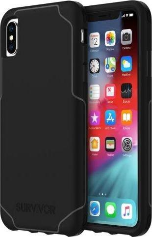 Griffin Survivor Strong für Apple iPhone XS Max schwarz (GIP-013-BLK)