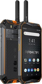 Ulefone Armor 3WT schwarz/orange