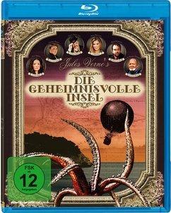 Die geheimnisvolle Insel (2010) (Blu-ray)