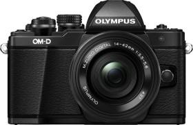 Olympus OM-D E-M10 Mark II schwarz mit Objektiv Fremdhersteller