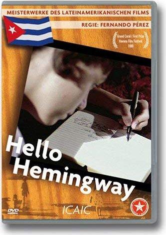Hello Hemingway -- via Amazon Partnerprogramm