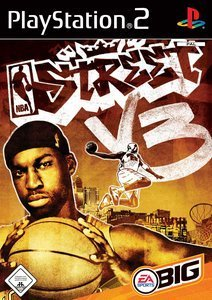 NBA Street Vol 3 (niemiecki) (PS2)
