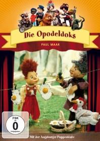Augsburger Puppenkiste - Die Opodeldoks (DVD)