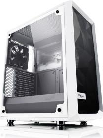 Fractal Design Meshify C White, Glasfenster (FD-CA-MESH-C-WT-TGC)