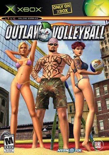 Outlaw Volleyball (niemiecki) (Xbox) -- via Amazon Partnerprogramm