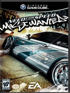 Need for Speed - Most Wanted (German) (GC)