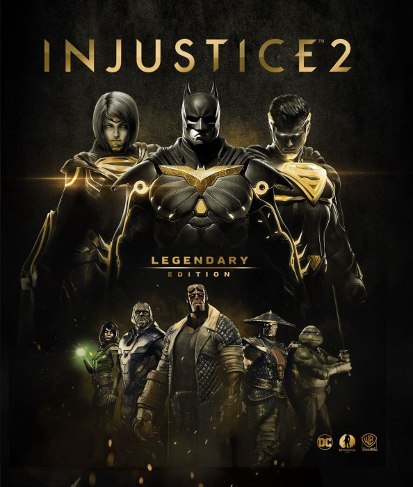 Injustice 2 - Legendary Edition (Download) (PC)