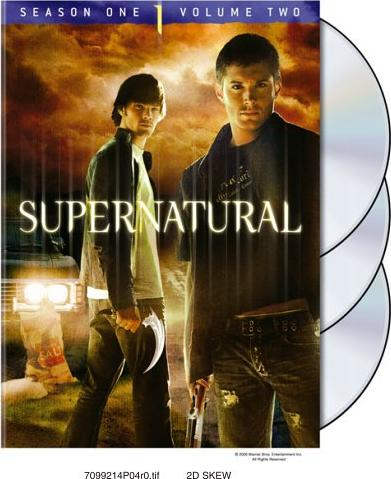 Supernatural Season 1.2 (UK) -- via Amazon Partnerprogramm