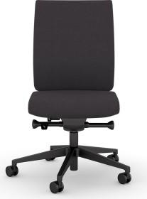Viasit F1 Polster Bürostuhl, grau-schwarz (F1-100-.4)