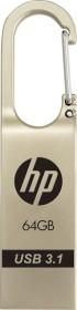 PNY HP x760w 64GB Light Golden, USB-A 3.0 (HPFD760L-64)