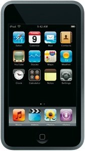 Apple iPod touch 32GB black (1G) (MB376*/A)