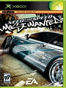 Need for Speed - Most Wanted (German) (Xbox)