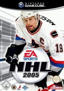 EA Sports NHL 2005 (niemiecki) (GC)