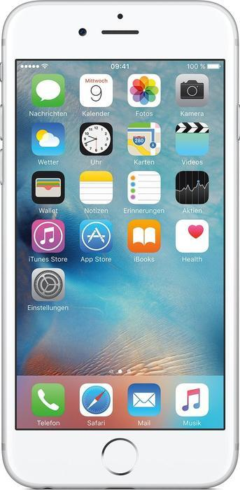 Apple iPhone 6s 128GB silber