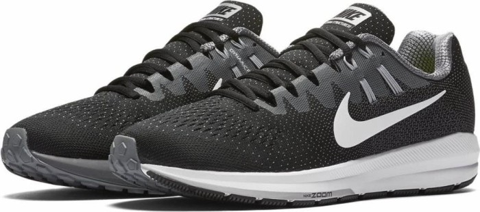 premium selection f3a89 dc759 Nike Air zoom Structure 20 black cool grey wolf grey white (men