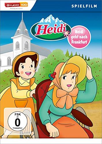 Heidi geht nach Frankfurt -- via Amazon Partnerprogramm