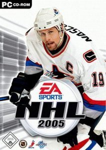 EA Sports NHL 2005 (niemiecki) (PC)