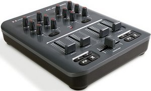 M-audio X-Session Pro DJ software controller, USB