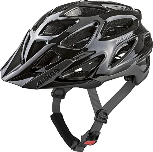 Alpina Thunder Helm black/anthracite -- via Amazon Partnerprogramm