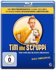 Tim und Struppi: Tim und die blauen Orangen (Blu-ray)