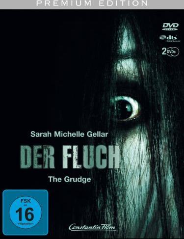 The Grudge - Der Fluch (Special Editions) -- via Amazon Partnerprogramm