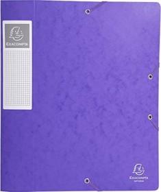 Exacompta Archivbox Cartobox A4, 60mm, violett (16015H)
