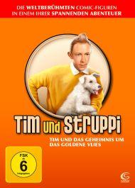 Tim und Struppi: Tim und das Geheimnis um das goldene Vlies