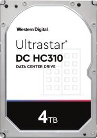 Western Digital Ultrastar DC HC310 4TB, TCG FIPS, 512n, SAS 12Gb/s (HUS726T4TALS205 / 0B36020)