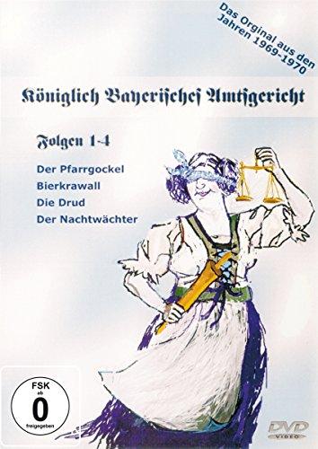 Königlich Bayerisches Amtsgericht Vol. 1 (Folgen 1-4) -- via Amazon Partnerprogramm