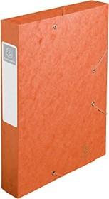 Exacompta Archivbox Cartobox A4, 60mm, orange (16017H)