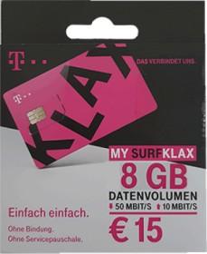 T-Mobile KLAX Internet Starter Paket